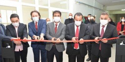 Şehit Birol Öztekin'in Adı Karaman'da Kütüphanede Yaşatılacak