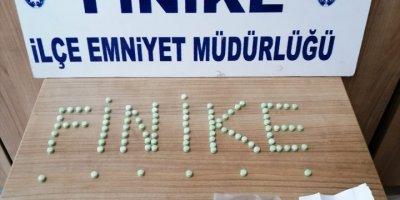 Antalya'da Düzenlenen Uyuşturucu Operasyonunda Bir Kişi Tutuklandı