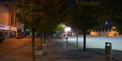 Konya, Aksaray, Karaman Ve Afyonkarahisar'da Vatandaşlar Evlerine Çekildi