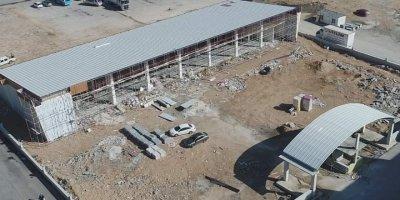 Niğde'ye Yakışır Köy Terminali Tamamlanıyor