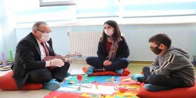 Antalya Büyükşehir Belediyesi Engellileri Unutmadı