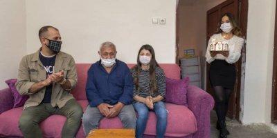Mersin Büyükşehir, Bir Evi Daha Sıcak Yuvaya Dönüştürdü