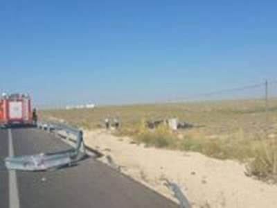 Karaman-Ereğli'de Trafik Kazası:1 Ölü