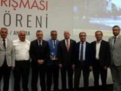 Ayrancı'nın 'Güneşli Lambalar' Projesi Türkiye'de 2. Oldu