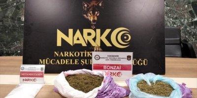 Eskişehir'deki Uyuşturucu Operasyonunda Gözaltına Alınan 7 Şüpheliden 2'si Tutuklandı