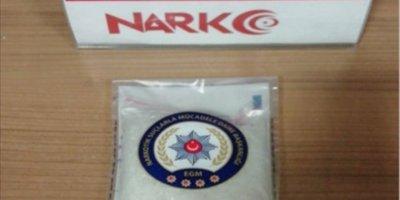 Eskişehir'de Polisin Durduğu Otomobilinde Uyuşturucu Bulunan 1 Kişi Tutuklandı