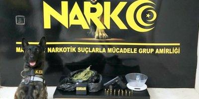Antalya'da Uyuşturucu Ticareti İddiasıyla 8 Zanlı Tutuklandı
