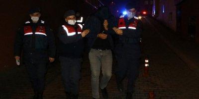Mersin'den Kayseri'ye Takside Uyuşturucu Sevkiyatı