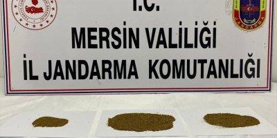 Mersin'de Uyuşturucu Operasyonunda 4 Kişi Yakalandı