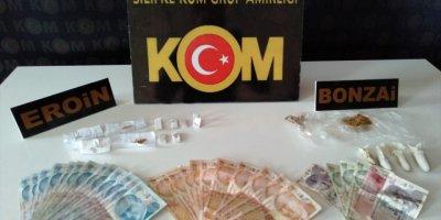 Mersin'de Uyuşturucu Operasyonu: 1 Gözaltı