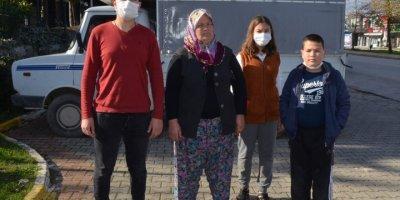 Antalya'da Kasasında İki Çocuğun Bulunduğu Kamyoneti Kaçıran Şüpheli Yakalandı