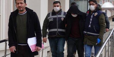Konya'da Yaşanan Cinayetin Zanlısı Cezaevinde