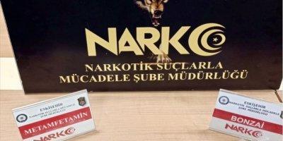 Eskişehir'deki Uyuşturucu Operasyonunda Bir Kişi Tutuklandı