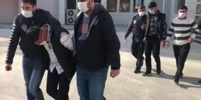 Mersin'de 3 Hırsızlık Şüphelisini Güvenlik Kamerası Kaydı Yakalattı