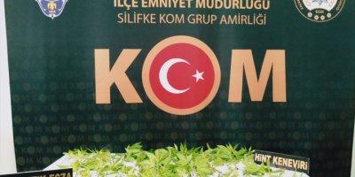 Mersin'de Uyuşturucu Operasyonunda Bir Şüpheli Yakalandı