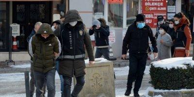 Eskişehir'de Uyuşturucu Operasyonunda 6 Şüpheli Tutuklandı