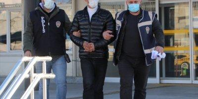 Antalya'da Cami Faresi Yakayı Ele Verdi