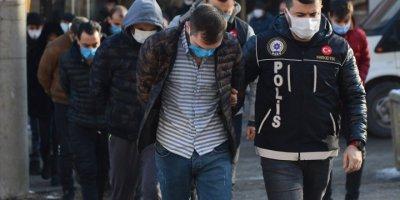 Eskişehir'de Uyuşturucu Operasyonunda Yakalanan 3 Şüpheli Tutuklandı