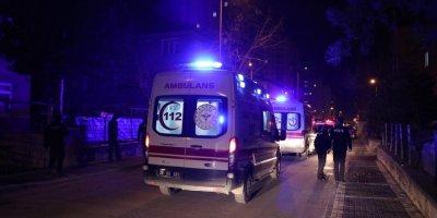 Enişteleri Tarafından Bıçaklandıkları İddia Edilen 2 Kardeş Ağır Yaralandı