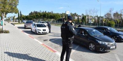 Antalya Emniyeti Uygulamalarda Bir de Kayıp Çocuğa Ulaştı