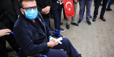 Antalya'da Gaziyi Darbettiği Öne Sürülen Baba İle Oğlunun Serbest Kaldı