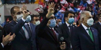 İzmir Milletvekili Binali Yıldırım, Ak Parti Mersin 7. Olağan İl Kongresi'nde Konuştu