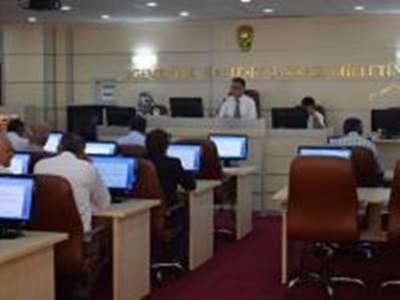 Karaman İl Genel Meclisi'nde Teklifler Görüşülmeye Başlandı