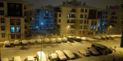 Karaman'da Beklenen Kar Geldi, Peki Ne Kadar Sürecek?