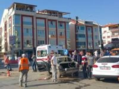 Trafik Kazasında Yaralanan Şekerci Hayata Tutunamadı