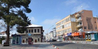 Karaman'da Korona Virüs Sessizliği