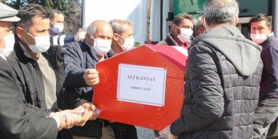 Antalya'da Kıbrıs Gazisi Son Yolculuğuna Uğurlandı
