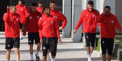 Antalyaspor, Gaziantep Karşılaşmasına Hazır