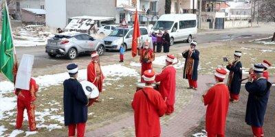 Aksaray Belediyesinden Kısıtlamada Evde Kalan Vatandaşlar İçin Mehter Konseri