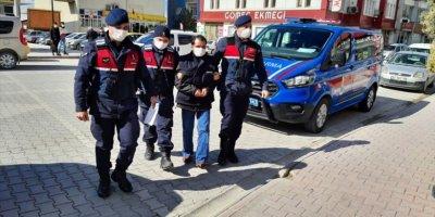 Konya Cihanbeyli'de Hırsızlık Zanlısı Tutuklandı