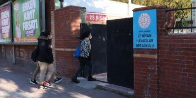 Kayseri ve Niğde'de de Okullar Öğrencilerine Kavuştu