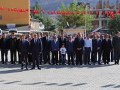 30 Ağustos Zafer Bayramı Sarıveliler'de Coşku İle Kutlandı