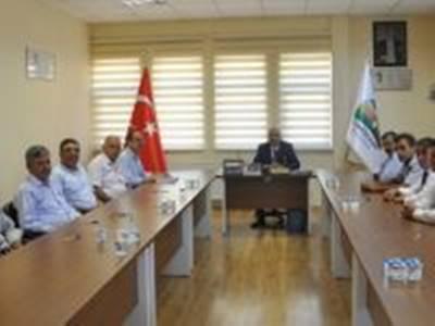 Sarıveliler'de Eylül Ayı Belediye Meclis Toplantısı Yapıldı