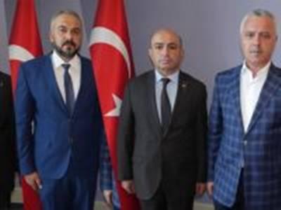 AK Parti Karaman'da Yeniden Yapılanıyor