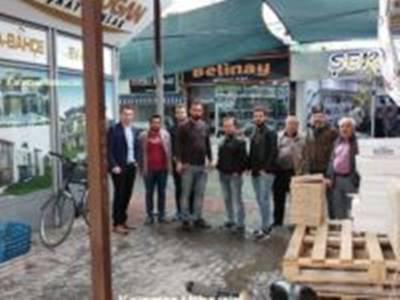 Karaman'da Yağan Yağmur Kışı Düşündürdü