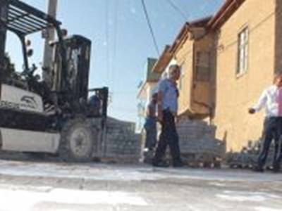 Ayrancı'da Değişimler Devam Ediyor