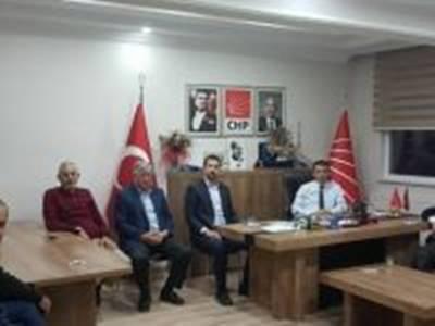 CHP Karaman İl Örgütünden Birlik Çağrısı