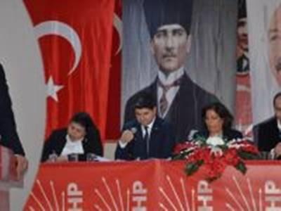 CHP Karaman Merkez İlçe'de Onur Irgat'la Devam