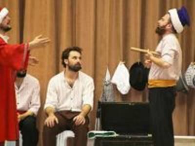 'Geçmiş Zaman Olur Ki' Tiyatro Oyunu Sahnelendi