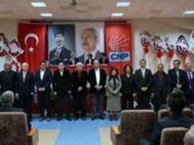 CHP Karaman İl Kongresi Yapıldı