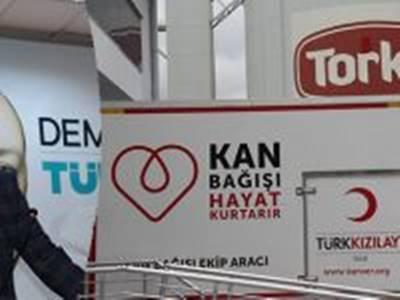 Zeytin Dalı Harekâtına Konya Şeker'den Destek