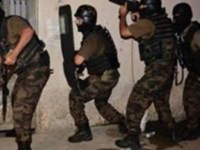 Karaman, Konya ve Mersin'de Daeş Operasyonu