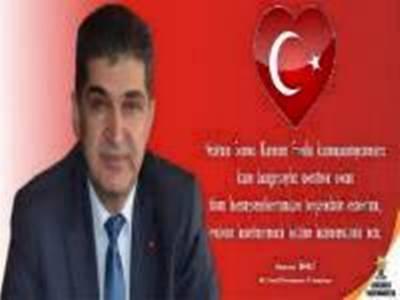 AK Parti Karaman İl Başkanı Nazmi Ünlü'den Kan Bağışına Çağrı