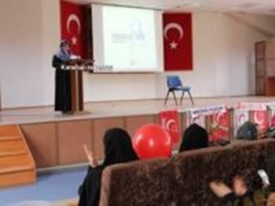 Necmeddin Erbakan Karaman'da Anıldı