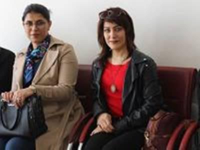 MHP Kadın Kollarından Ziyaret