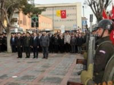 Karaman'da Çanakkale Deniz Zaferi ve Şehitler Yâd Edildi
